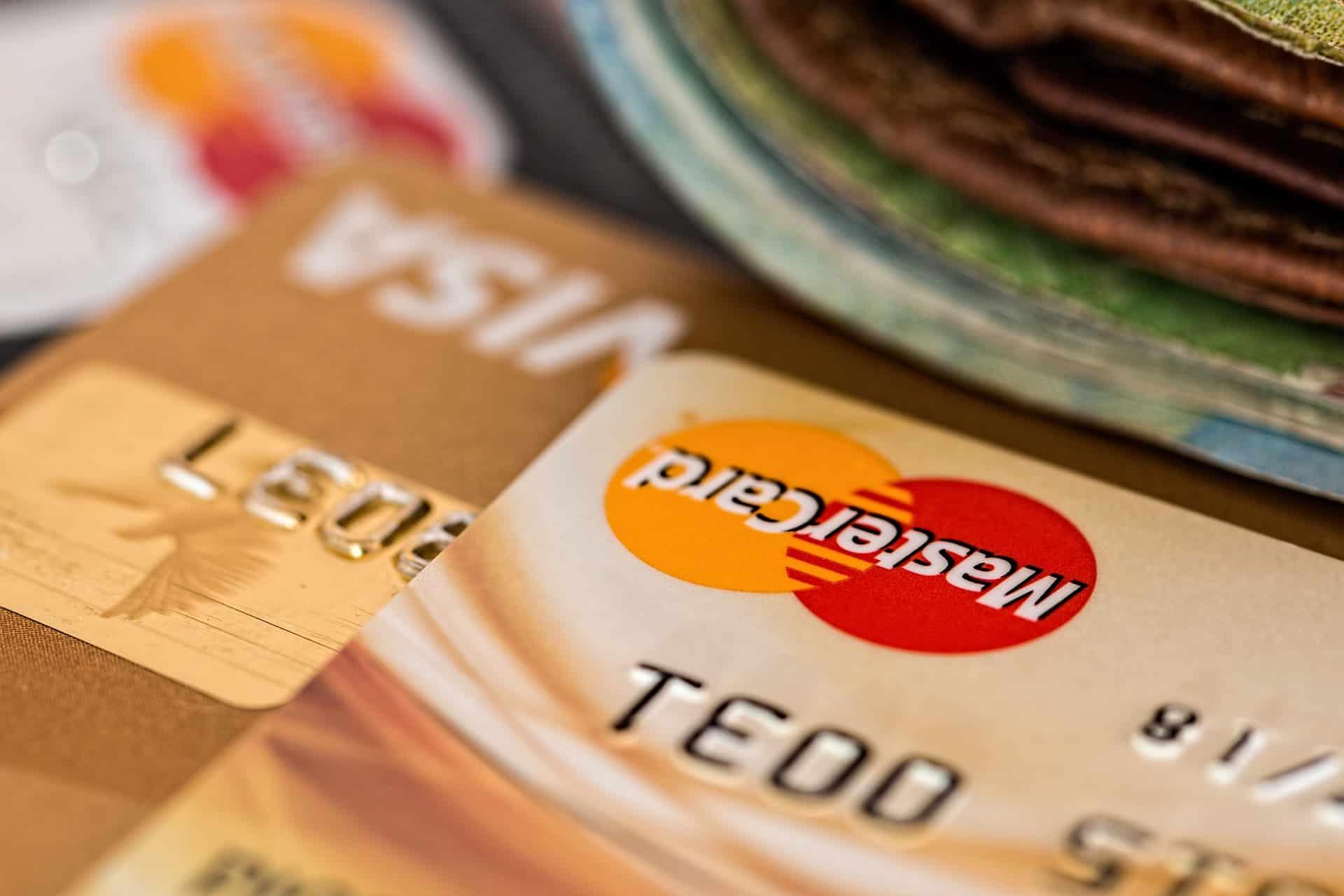 Chilli Rentals Visa Mastercard Kreditkarte Logo