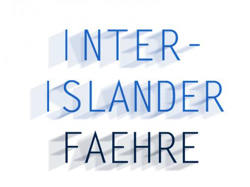 Interislander die Fähre in Neuseeland